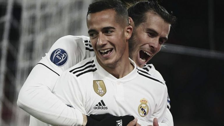 Champions: Real Madrid vence de visita a La Roma