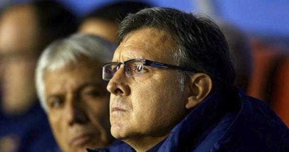 La Selección Mexicana ya tiene entrenador, es Tata Martino.