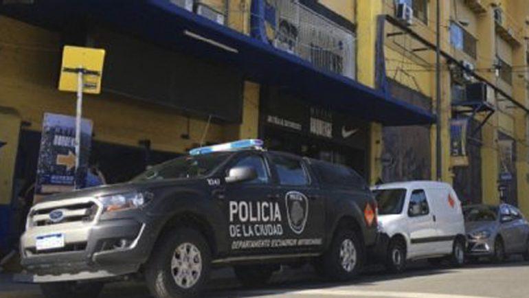Amenaza de bomba se presenta en La Bombonera
