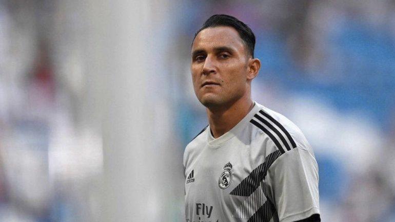 Keylor Navas pide salir del Real Madrid