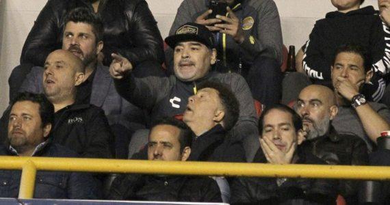 Refuerzos que Maradona quiere para Dorados