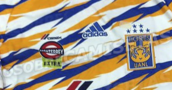 Filtran tercer uniforme de Tigres para la próxima temporada