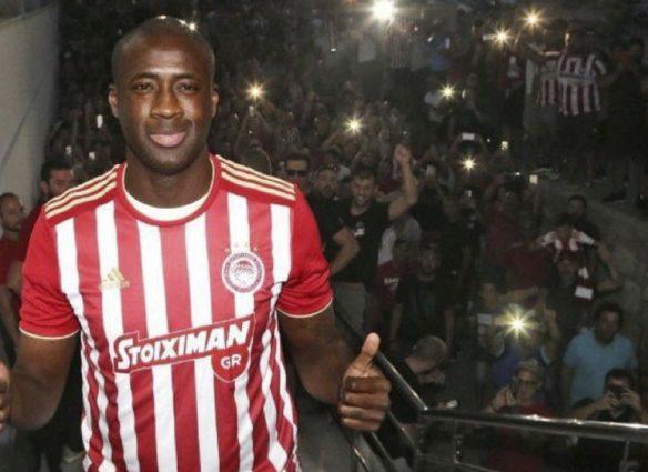 Yaya Touré deja al Olympiacos tras jugar solo 5 partidos