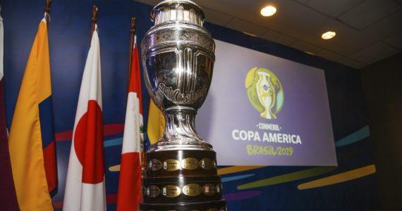 Listos los grupos de la Copa América, Brasil 2019