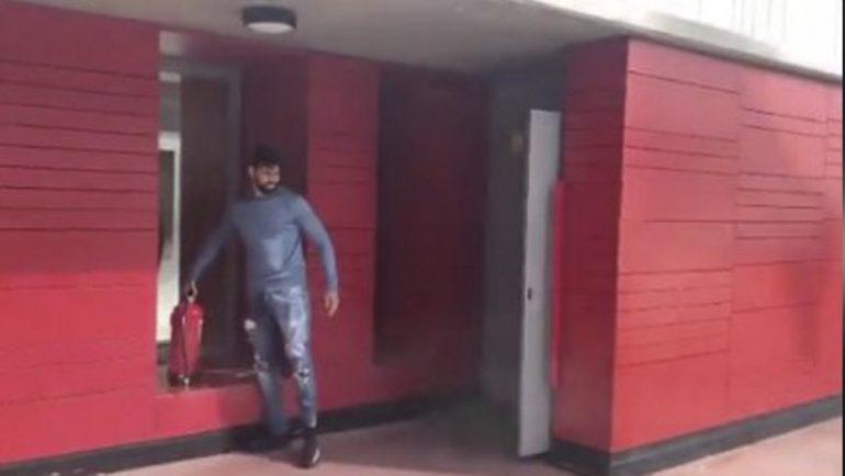 Diego Costa le juega broma muy pesada a Lucas Hernández