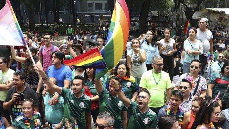 Selección Mexicana lésbica gana campeonato de futbol