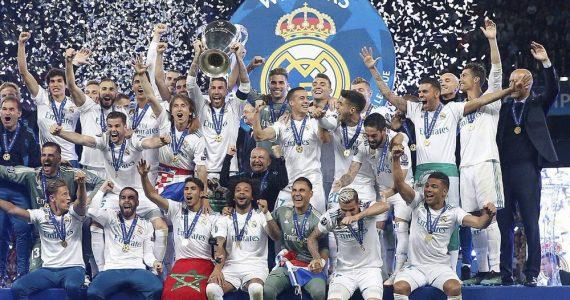 Real Madrid: líder en ingresos por 12 años seguidos