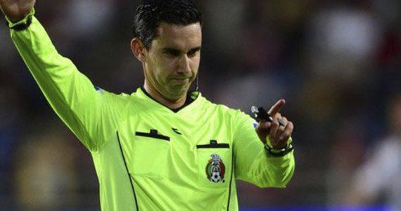 Árbitro mexicano pita partido de la Copa de Asia