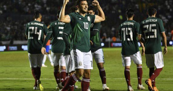 México: entre las mejores 20 selecciones del mundo