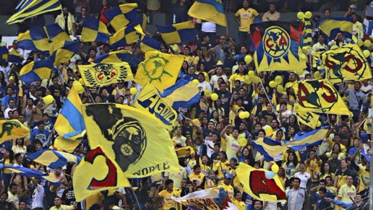 América, club que más afición mete a su estadio en el continente