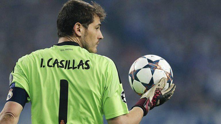 Casillas recibió la llamada más importante de su vida a los 16 años