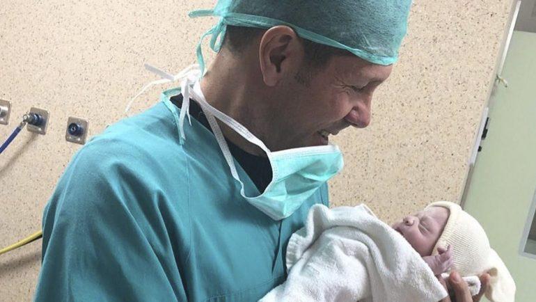 Cholo Simeone se convierte en padre por quinta ocasión