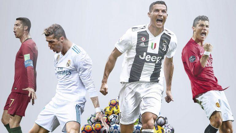 Cristiano Ronaldo Cumple 34 Anos De Edad Con 3 Regalos De La Juventus