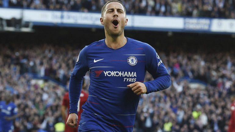 Chelsea ya le busca sustituto a Eden Hazard