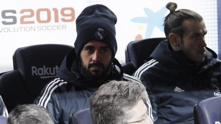 Isco argumenta falta de oportunidades en el Real Madrid