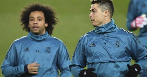 Así se enteró Marcelo de la salida de Cristiano Ronaldo