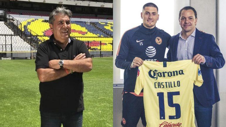 Carlos Reinoso arremete contra Nicolás Castillo en las rede sociales