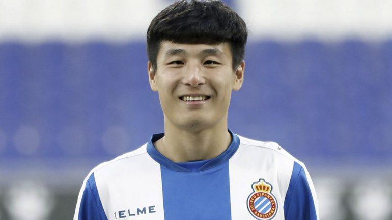 40 millones de chinos vieron el debut de Wu Lei con el Espanyol