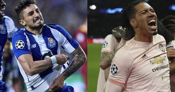 Con ayuda del VAR, Manchester United echa al PSG. Porto hace lo mismo con La Roma