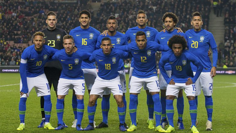 Se filtra uniforme que Brasil usaría en la Copa América 2019