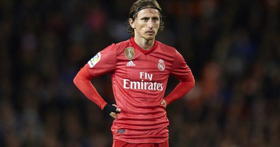 Luka Modric, el Balón de Oro que no da asistencias ni mete goles