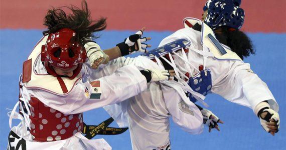 taekwondoín - Grosby